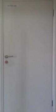 sobna vrata bela folija