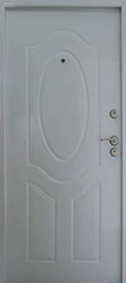 sigurnosna vrata elipsa bela