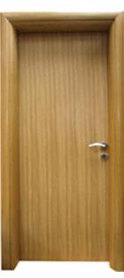 sobna vrata hrast folija