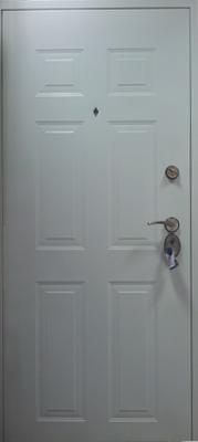 sigurnosna vrata bela